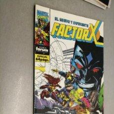 Cómics: FACTOR X Nº 59 / MARVEL - FORUM. Lote 218077671