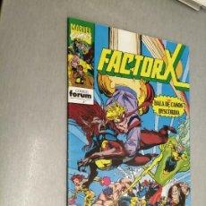 Cómics: FACTOR X Nº 61 / MARVEL - FORUM. Lote 218078288