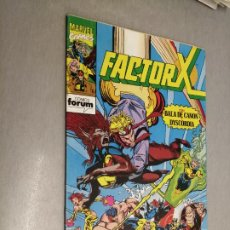 Cómics: FACTOR X Nº 61 / MARVEL - FORUM. Lote 218078306