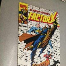 Cómics: FACTOR X Nº 63 / MARVEL - FORUM. Lote 218078375