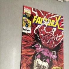 Cómics: FACTOR X Nº 73 / MARVEL - FORUM. Lote 218078401