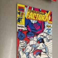 Cómics: FACTOR X Nº 42 / MARVEL - FORUM. Lote 218078473