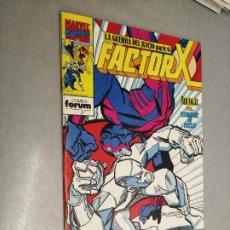 Cómics: FACTOR X Nº 42 / MARVEL - FORUM. Lote 218078505