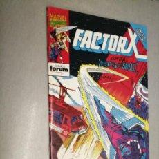 Cómics: FACTOR X Nº 44 / MARVEL - FORUM. Lote 218078585