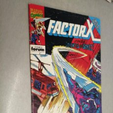 Cómics: FACTOR X Nº 44 / MARVEL - FORUM. Lote 218078633