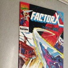 Cómics: FACTOR X Nº 44 / MARVEL - FORUM. Lote 218078716