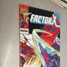 Cómics: FACTOR X Nº 44 / MARVEL - FORUM. Lote 218078733