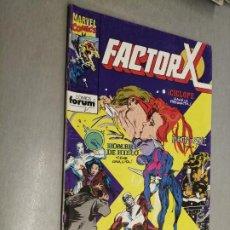 Cómics: FACTOR X Nº 46 / MARVEL - FORUM. Lote 218078791