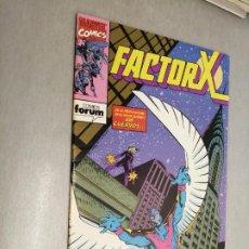 Cómics: FACTOR X Nº 47 / MARVEL - FORUM. Lote 218078860