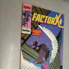 Cómics: FACTOR X Nº 47 / MARVEL - FORUM. Lote 218078926