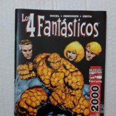 Cómics: LOS 4 FANTÁSTICOS. ANUAL 2000, POR KESEL, IMMONEN Y SMITH. Lote 218087352