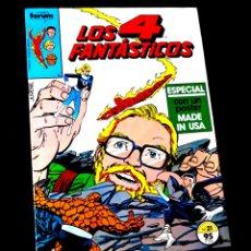 Cómics: CASI EXCELENTE ESTADO LOS 4 FANTASTICOS 21 FORUM. Lote 218087415
