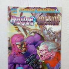 Cómics: ESPECIAL MUTANTES 2: HOMBRE MÁQUINA Y BASTIÓN. Lote 218087921