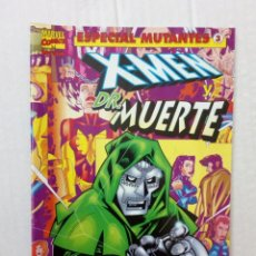 Cómics: ESPECIAL MUTANTES 3: X MEN Y DR. MUERTE. Lote 218087993