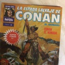 Fumetti: SUPERCONAN 5 (2ª EDICIÓN). Lote 218092913