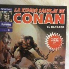 Fumetti: SUPERCONAN 8 (2ª EDICIÓN). Lote 218093413