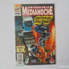 Comics : LOS HIJOS DE LA MEDIANOCHE 1. Lote 218097180