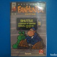 Cómics: COMIC DE FANHUNTER OUTFAN AÑO 1990 Nº 2 DE FORUM LOTE 1 E. Lote 218100832