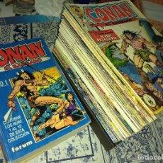 Cómics: MEGA LOTE CONAN EL BÁRBARO (FORUM) 1ª EDICIÓN. Lote 218110656