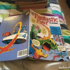Cómics: FANTASTIC FOUR CLASSIC . Nº 1 - MARVEL - FORUM. Lote 218131773