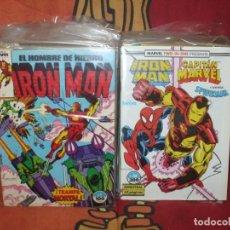 Cómics: IRON MAN VOL 1 COMPLETA. Lote 218138966