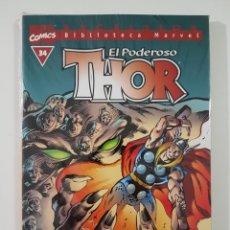 Comics: BIBLIOTECA MARVEL THOR Nº 34 - TOMO MARVEL FORUM. Lote 218158670