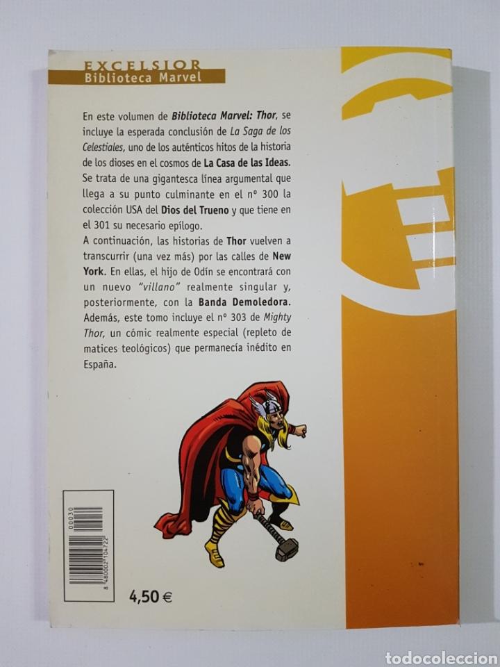 Cómics: BIBLIOTECA MARVEL THOR Nº 30 - TOMO MARVEL FORUM - Foto 3 - 218159421
