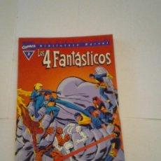 Cómics: LOS 4 FANTASTICOS - BIBLIOTECA MARVEL - NUMERO 2 - MUY BUEN ESTADO -CJ 117 -GORBAUD. Lote 218173435