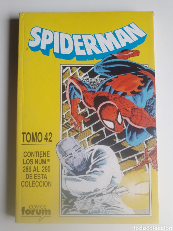 SPIDERMAN RETAPADO TOMO 42. NUM 286, 287,288,289 Y 290. (Tebeos y Comics - Forum - Spiderman)
