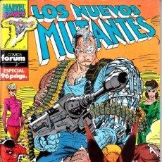 Cómics: LOTE LOS NUEVOS MUTANTES - DEL Nº57 AL Nº65 (ULTIMO NUMERO). Lote 218190771
