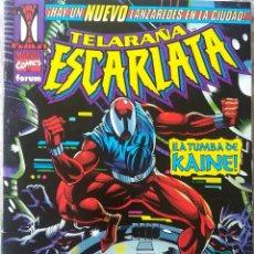 Cómics: TELARAÑA ESCARLATA LA TUMBA DE KAINE. Lote 218236122