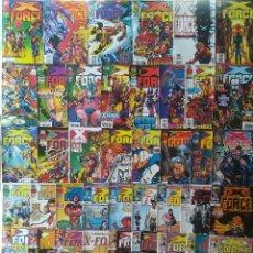 Cómics: X FORCE VOL 2 COMPLETA 49 NUMEROS. Lote 218240018