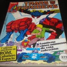 Cómics: TRANSFORMERS DEL 31 AL 35. Lote 218246626