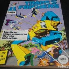 Cómics: TRANSFORMERS DEL 11 AL 15. Lote 218246681