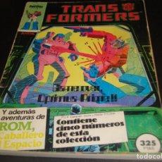 Cómics: TRANSFORMERS DEL 16 AL 20. Lote 218246738