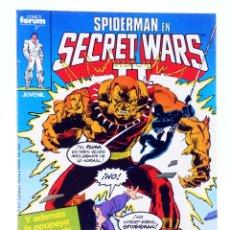 Cómics: SECRET WARS II 41. SPIDERMAN (OWSLEY / BUCKLER) FORUM, 1987. OFRT. Lote 218262828