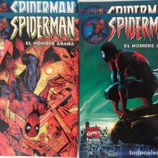 Cómics: SPIDERMAN VOLUMEN 6. NÚMEROS 1 AL 27 TOMO AZUL. Lote 218263717