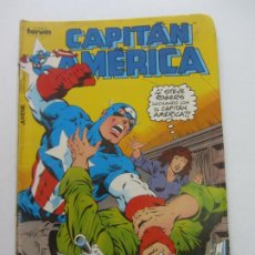 Cómics: CAPITAN AMERICA VOL. 1 Nº 32 - FORUM MUCHOS MAS EN VENTA MIRA TUS FALTAS C24. Lote 218292072