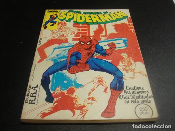 SPIDERMAN DEL 46 AL 50 (Tebeos y Comics - Forum - Retapados)