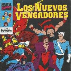 Cómics: LOS NUEVOS VENGADORES Nº 54 FORUM. Lote 218296680