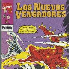 Cómics: LOS NUEVOS VENGADORES Nº 60 FORUM. Lote 218296923