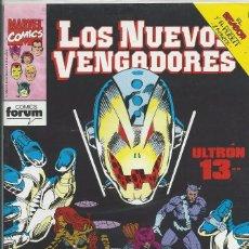 Comics: LOS NUEVOS VENGADORES Nº 63 FORUM. Lote 218297011