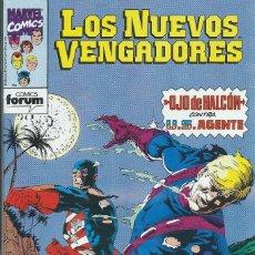 Cómics: LOS NUEVOS VENGADORES Nº 66 FORUM. Lote 218297080