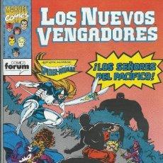 Cómics: LOS NUEVOS VENGADORES Nº 67 FORUM. Lote 218297107