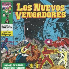 Cómics: LOS NUEVOS VENGADORES Nº 72 FORUM. Lote 218297240