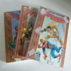 Cómics: SPIDERMAN DE LEE Y DITKO 1-2 Y 3, COMPLETA. Lote 218311398
