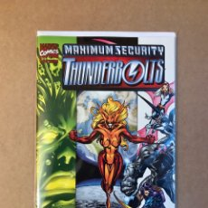 Cómics: THUNDERBOLTS - MAXIMUM SECURITY - MARVEL COMICS - FORRUM. Lote 218322003