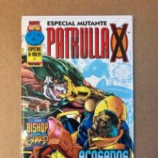 Cómics: PATRULLA-X - ESPECIAL MUTANTE 1997 - ACOSADOS POR EL FUTURO. Lote 218323156