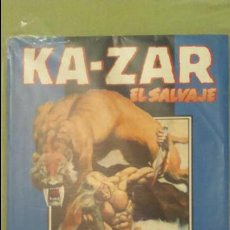 Cómics: RELATOS SALVAJES KAZAR TOMO 3 ESPECIALES STAN LEE MOENCH JOHN BUSCEMA RUSS HEATH. Lote 218327181