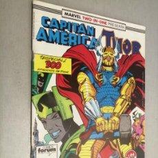 Cómics: CAPITÁN AMÉRICA - THOR VOL. 1 Nº 64 / MARVEL FORUM. Lote 218354332